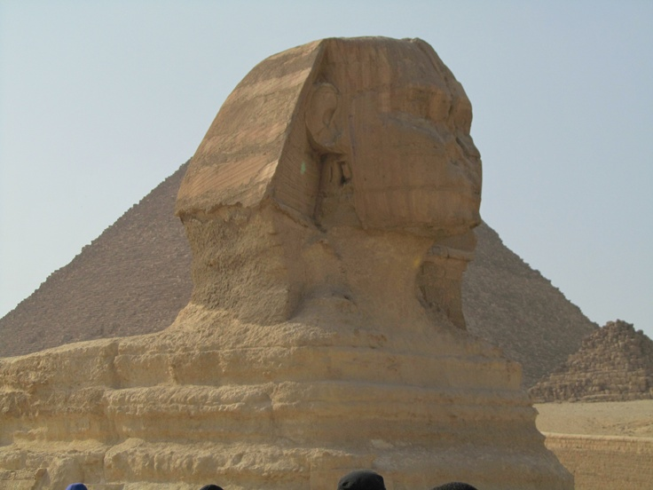 The Sphinx, Giza, Egypt, Photography