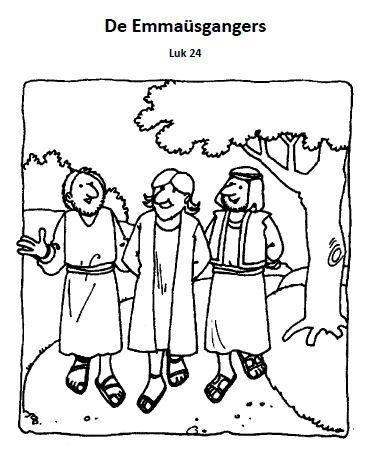 De Emmausgangers