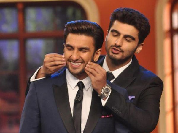 OMG! Ranveer Singh wants to romance this Bollywood actor