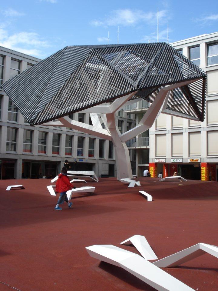 Le Flon | Lausanne | Foto Sofia Freitas
