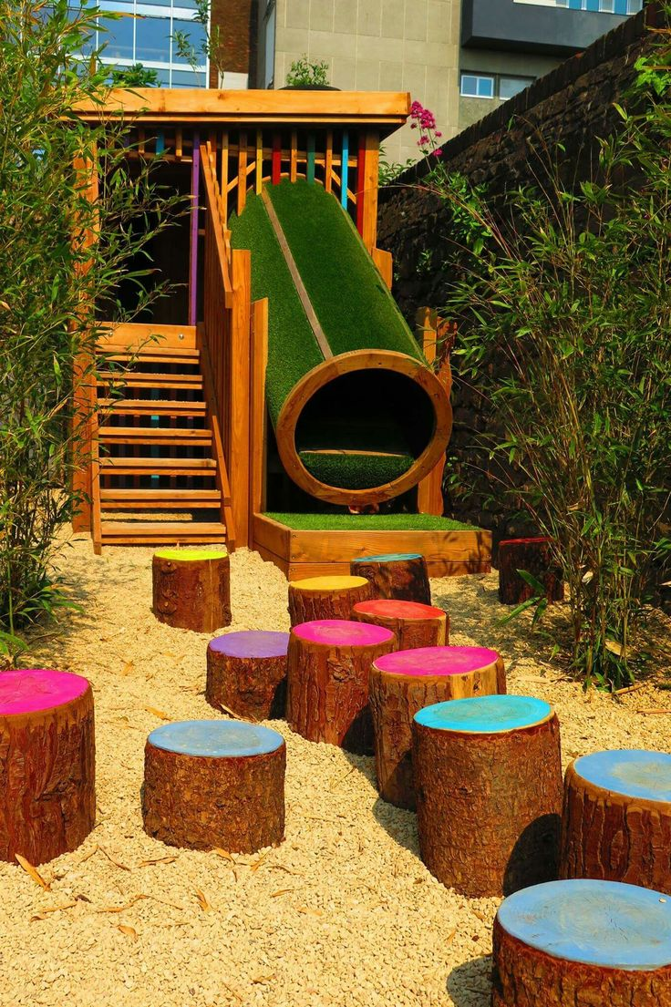 438 best playscapes images on pinterest playground ideas