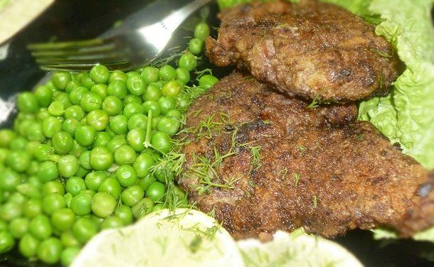 Кусок мяса. Для многих мужчин эти слова синоним выражения «вкусная еда». Ромштекс это кусок панированной говядины, которая готовится довольно быстро. Глав