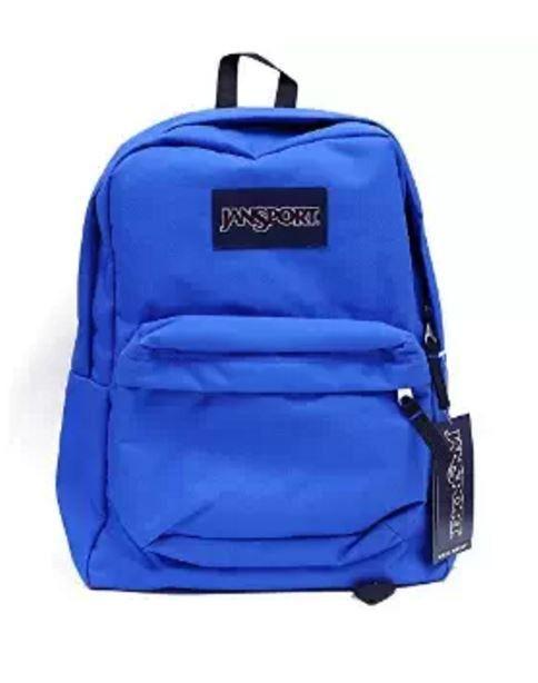 JanSport - Superbreak Backpack - Blue Streak