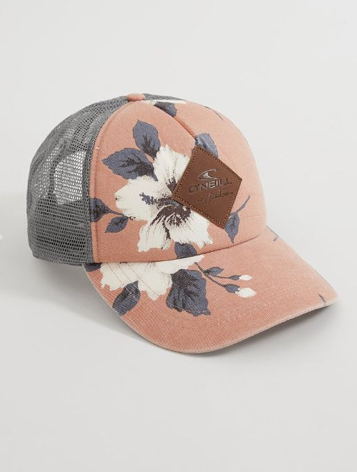 O'Neill Hacienda Trucker Hat - Women's Accessories | Buckle