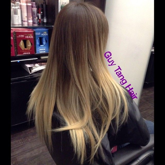 High Contrast Ombre - ombre should have a smooth ...