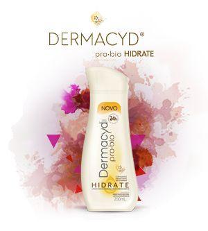 Sabonete intimo Dermacyd Pró.Bio  Hidrate