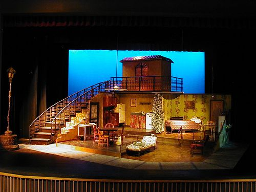Streetcar Named Desire-Set Design by Lynn Dothage