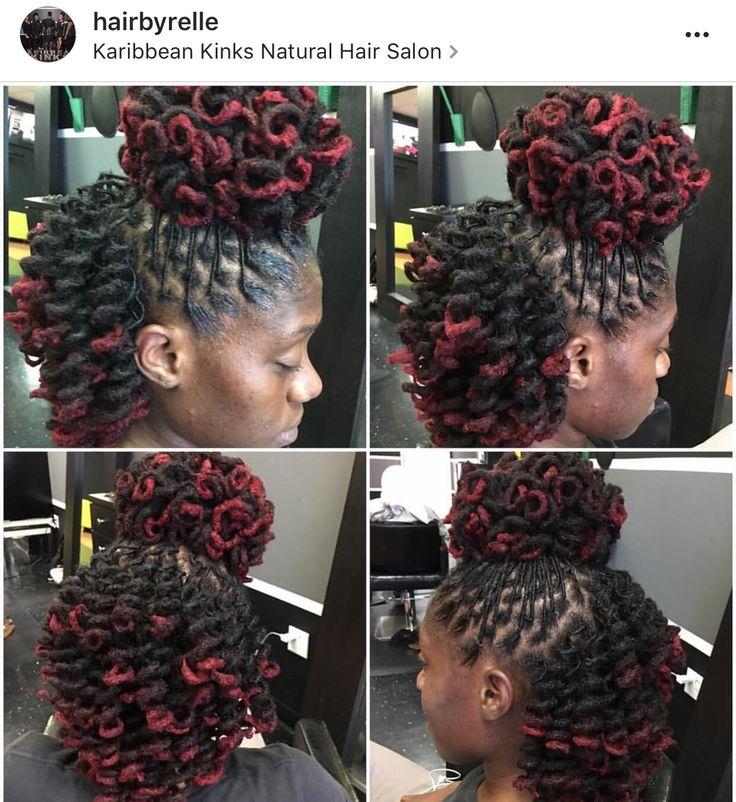 loc curls