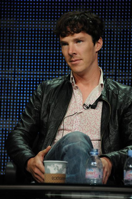 "MASTERPIECE MYSTERY!: ""Sherlock"" - Benedict Cumberbatch by PBS PressRoom, via Flickr"