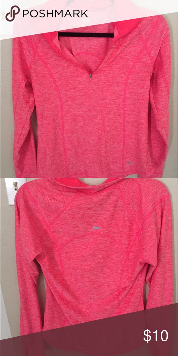 Pink workout jacket Good material to work out in, pink jacket Old Navy Tops Sweatshirts & Hoodies