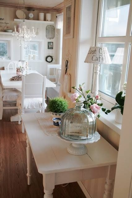 shabby chic inspiration for caf grandmas house. Black Bedroom Furniture Sets. Home Design Ideas