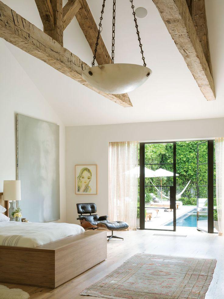 Jenni Kayne's bedroom