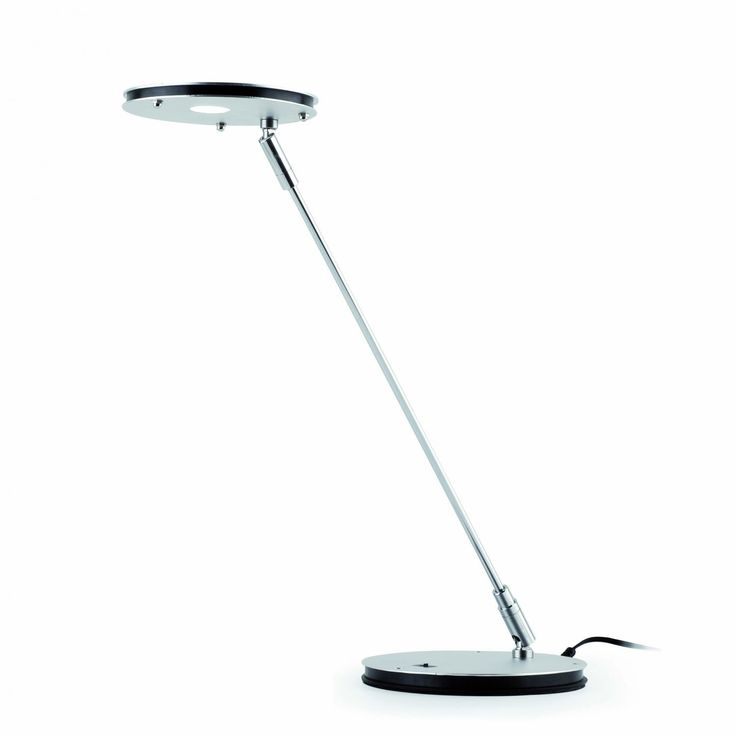 Lámpara de Mesa con LED para estudio  #iluminacion #lamparas #decoracion #interiorismo #hogar #arquitectura #luminarias #LED
