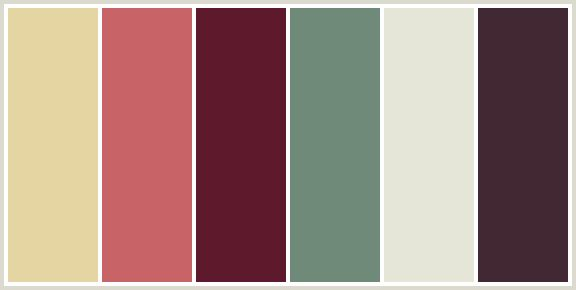 Color combo for living room?