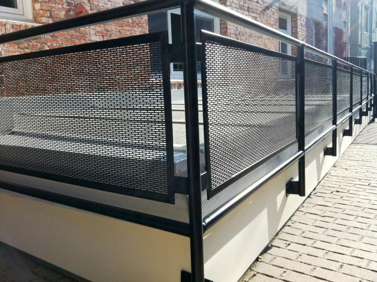 Exterior Metal Stair Railings More reader come with this words: railing designs exterior, modern front steel railings designs, modern railing design exterior Facebook Twitter Google+ Pinterest StumbleUpon Email
