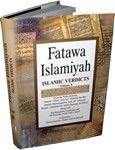 FATAWA ISLAMIYAH (ISLAMIC VERDICTS) INDIVIDUAL VOLUMES  http://www.muslimzon.com/Fatawa-Islamiyah-Islamic-Verdicts-Individual-Volumes_p_2164.html  Contact Us: www.muslimzon.com
