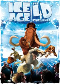 Ice Age the 4D Experience @ Alton Towers