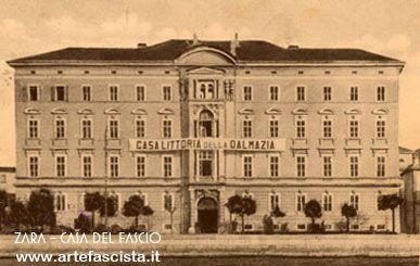 Zara - Casa del Fascio