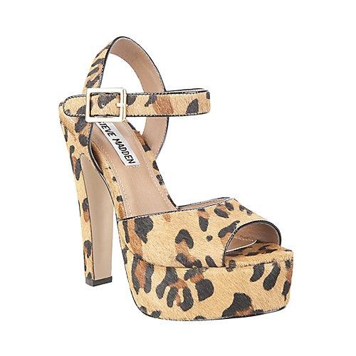 leopard: Fabulous Shoes, Leopards Platform, Leopards Shoes, Dreams Closet, Steve Madden, Leopards Prints, Animal Prints, Madden Dynemit, Platform Sandals
