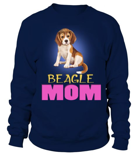 Beagle Mom Puppy Sitting Tshirt Beagle Shirt Beagle Shirts For