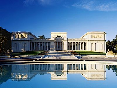 Legion of Honor Museum San Francisco Wedding Venues San Francisco Rehearsal Dinner Locations 94121