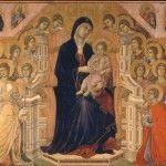 Duccio's Maestà. A medieval must see in Siena.
