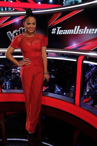 Christina Milian #LivePlayoffs Night 1