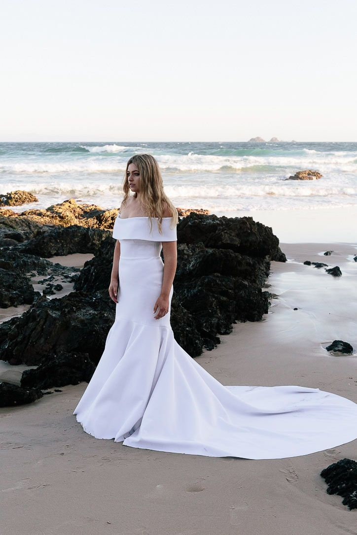 SADIE | CHOSEN Curve Collection One Day Bridal