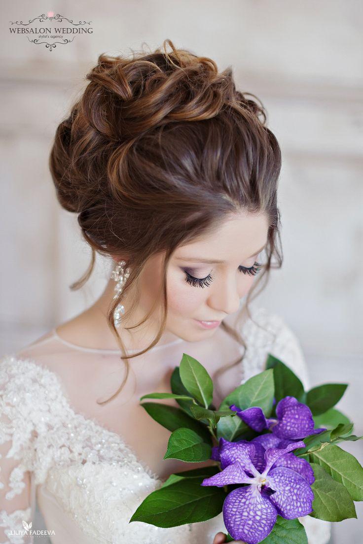 Kolorowe Inspiracje Ślubne: Fryzury ślubne - Upięcia
