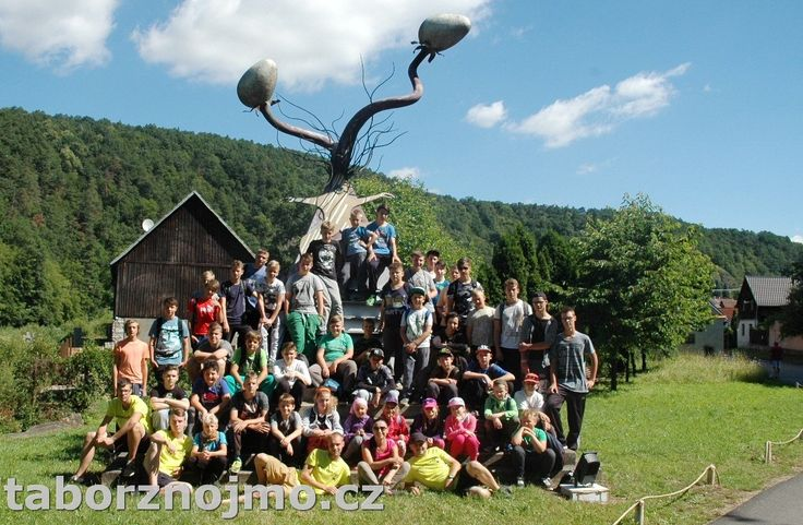 Paintballový tábor 2016 - Podhradí nad Dyjí