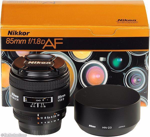 Nikon 85mm F 1 8 Af D Or G In 2020 Nikon Camera Nikon Irrigation System Diy