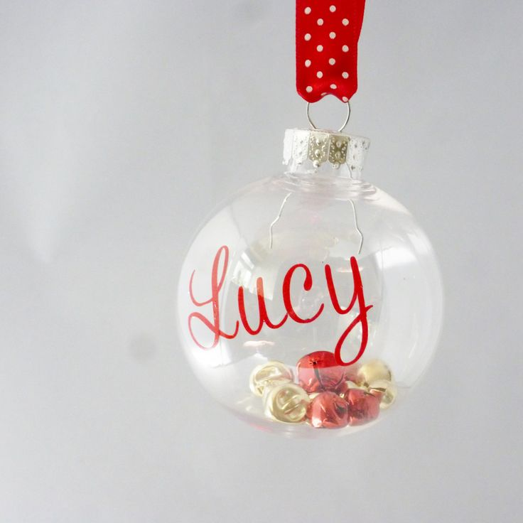 Personalised Papercut Glass Bauble | Christmas baubles, Glass and Gift