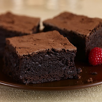 Godiva Chocolate Chunk Brownies | food | Pinterest