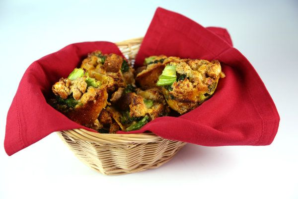 Cheesy Breakfast Muffin by National Dairy Council® / Fuel Up to Play 60 http://abc.go.com/shows/the-chew/recipes/cheesy-breakfast-muffin-national-dairy-council-fuel-up-to-play-60
