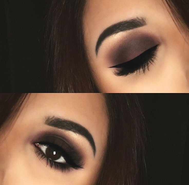 Love this #smokiness by @lelyyheartss_ Cover your lid with a cream eyeshadow…