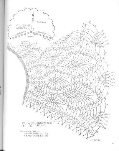 102 mejores imágenes sobre crochet aplicaciones circulares ...
