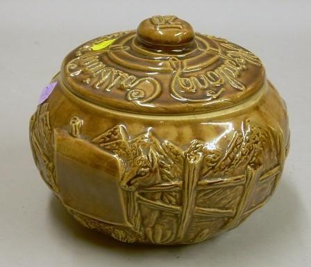 Antique Biscuit Jars | Antique Cookie Jar Pictures