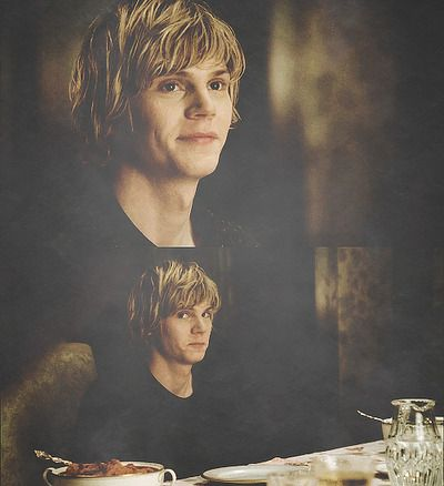 Evan Peters / Tate Langdon / American Horror Story
