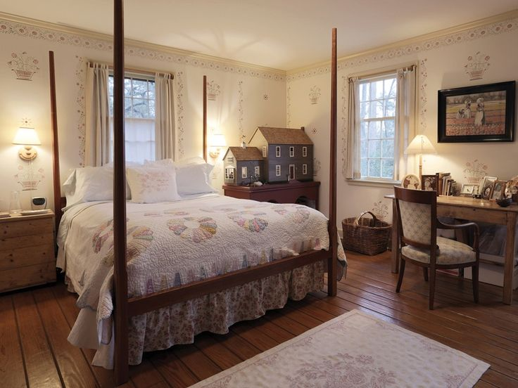 Bedroom Decorating Ideas New England Style 182 best primitive bedrooms images on pinterest | primitive decor