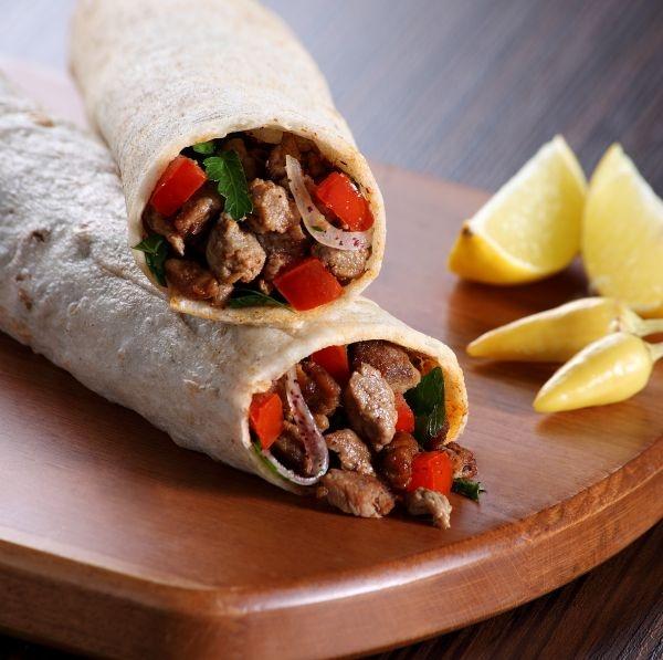 Tantuni - Turkey's burrito equivalent!
