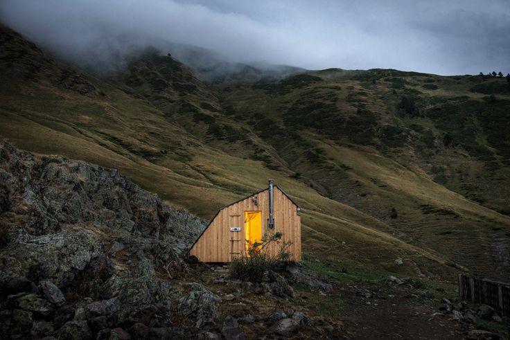 On Diseño - Proyectos: Cabaña de pastor en Salau