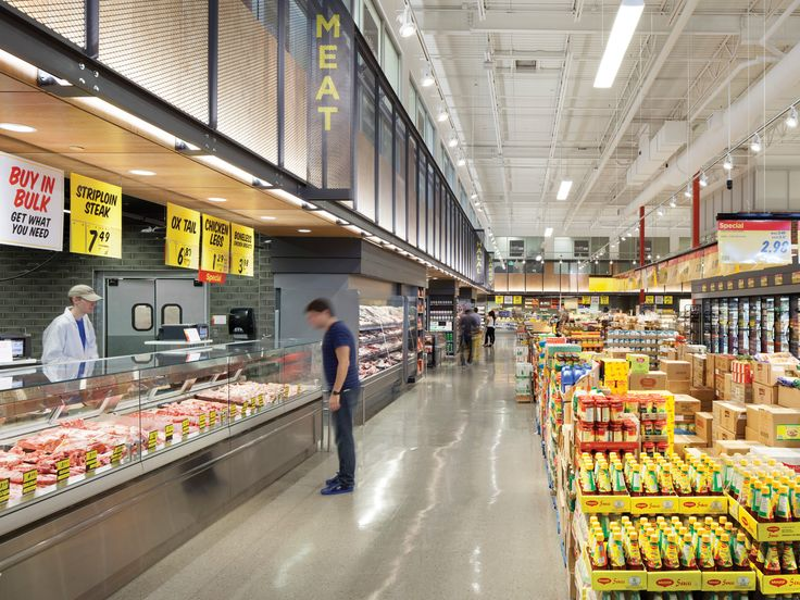 209 best Supermarket images on Pinterest | Architecture, Store and ...