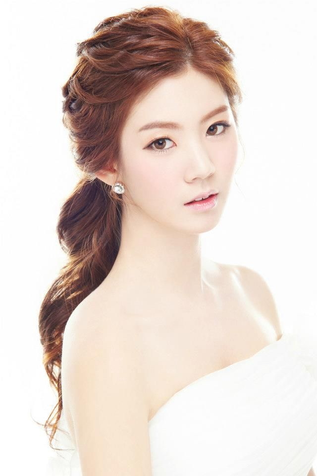 Korean Hair And Makeup