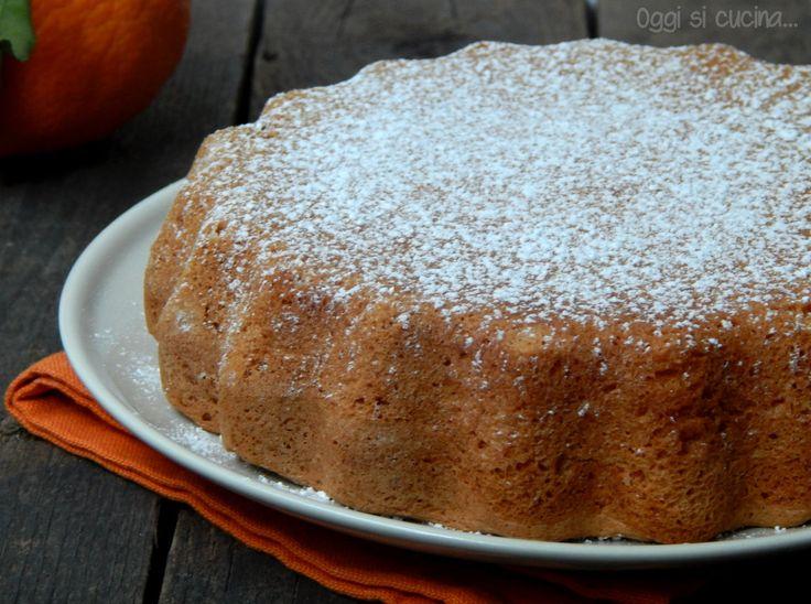 Torta soffice all'arancia http://blog.giallozafferano.it/oggisicucina/torta-soffice-allarancia/