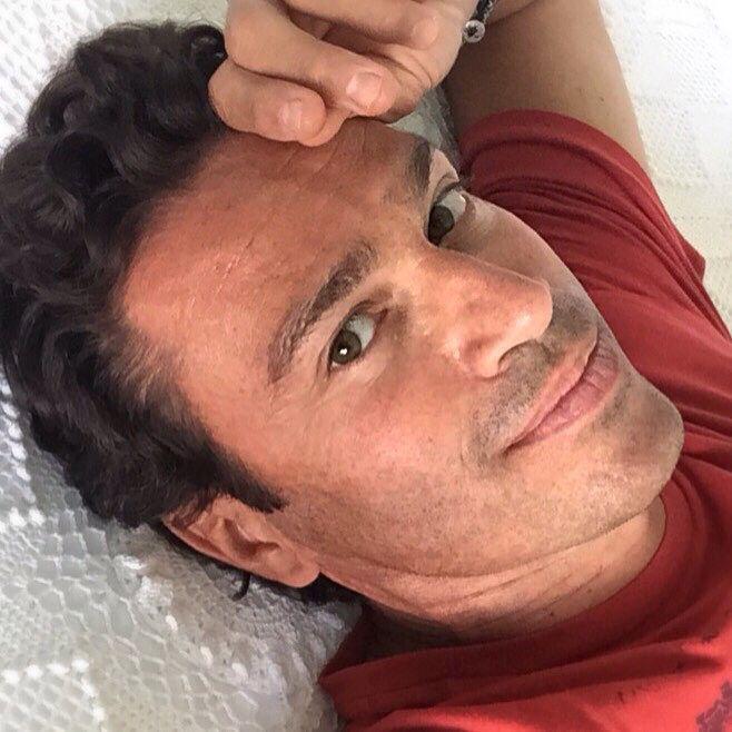 Mario Frangoulis, Aug. 2015