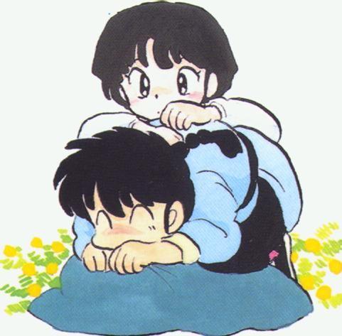 Ranma1/2 - so cute !!