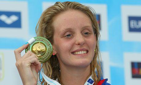 Fran Halsall - British Gold Medallist