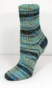 Rellana Flotte Socke Galaxy 4-fach Farbe 1233