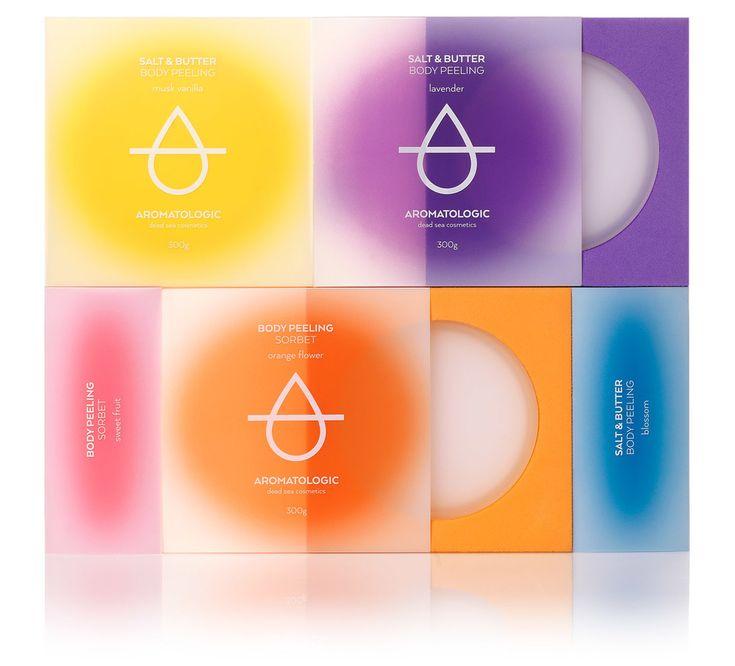 Aromatologic Spa Cosmetics — The Dieline - Branding & Packaging