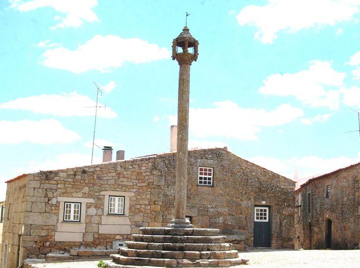 Enjoy Portugal - Welcome to Castelo Mendo Historical Village http://www.enjoyportugal.eu/#!historical-villages/c1ha2